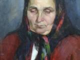55-Женский портрет-хм-50х40