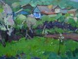 64-Апрельская зелень-хм-50х70