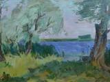 2000-Лето. на реке Подпольной-хм-39и5х55