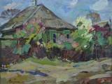 2002-Весна сереневая. Раздоры-хкм-38х48