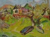 2002-Солнечно, ветрено. Раздоры-хм-40х50