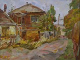 2002-Улица Чапаева. Раздоры-хм-41х55и5