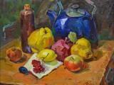 2006-Южный натюрморт-хм-40и5х50