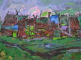 2007-Частная собственность. Ограда из железок-км-45х65