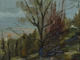 50-е-Осенний пейзаж-км-18и5х12