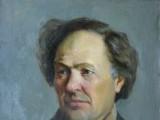 55-Мужской портрет-хм-47х39