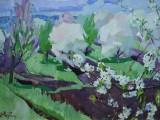 66-Накипь весны-хм-50х70