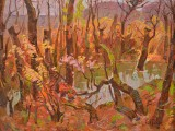 92-Осенние грезы-км-35х46и5