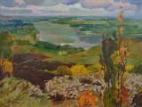 92-Осень. Хут. Пухляковский-хм-50х70