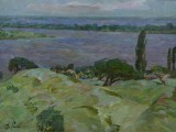 94-Большая вода, х. Пухляковский-хм-50х70