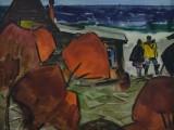 72-73-Море штормит-б акв-47х50