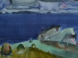 72-Залив Петра Великого.Из серии Д.Восток-б акв-44х69